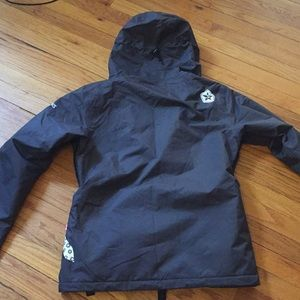 SESSIONS Jackets & Coats - Sessions like Volcom B4BC snowboard jacket Rare